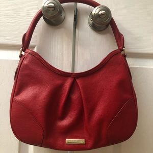 Red Burberry Purse and Wallet